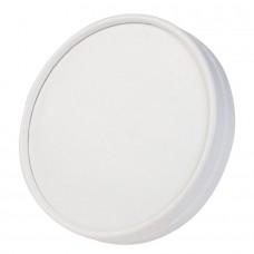 Capac pentru bol universal 400 ml, dublu strat, carton cu PLA, set 25 buc