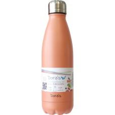 Termos Dora, corai, inox, 750 ml