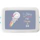 Cutie pranz Biodora, Unicorn, bioplastic, 12x18x5 cm