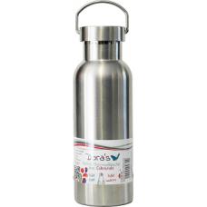 Termos retro Dora, metalic, inox, 700 ml