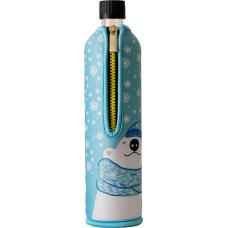 Sticla Dora, husa neopren Urs polar, 500 ml