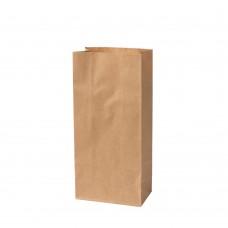 Pungi biodegradabile M, hartie maro, 11x6x23.5 cm, set 1000 buc