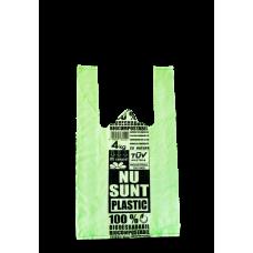 Pungi biodegradabile maieu, PLA, 4 kg, set 100 buc