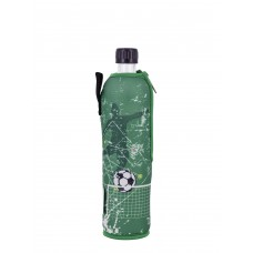 Sticla Dora, husa neopren Fotbal, 500 ml
