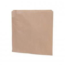 Pungi biodegradabile patiserie, hartie maro, 24.5x25 cm, 1000 buc