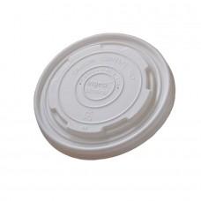 Capac biodegradabil pentru bol 200 ml, CPLA, set 50 buc