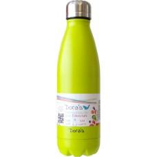Termos Dora, verde, inox, 500 ml