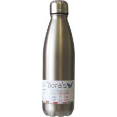 Termos Dora, metalic, inox, 750 ml