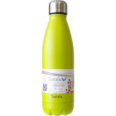 Termos Dora, verde, inox, 750 ml